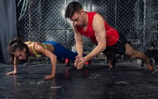 10 razlogov za izvajanje krepilne vadbe
