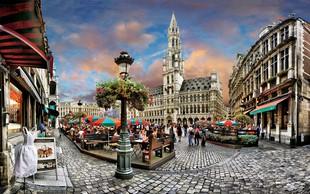 Kraljevina Belgija - užitek za vse čute