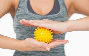 Masaža refleksnih con hitro in nežno ublaži številne težave