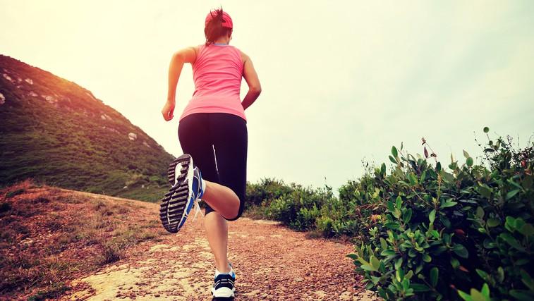Ali s tekom lahko shujšamo? (foto: Shutterstock.com)