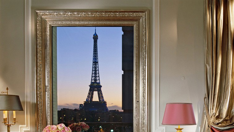 Hoteli z najlepšim razgledom (foto: profimedia)