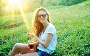 Pozitivne plati izpostavljanja soncu