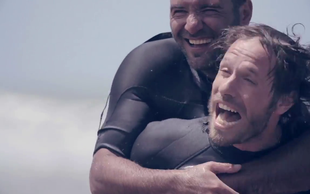 Kako je bil surfer Martin Passeri izločen iz prvenstva, ker je nekomu uresničil življenjske sanje