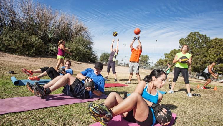 Ali je telesna aktivnost dovolj za telesno preobrazbo (foto: Shutterstock.com)