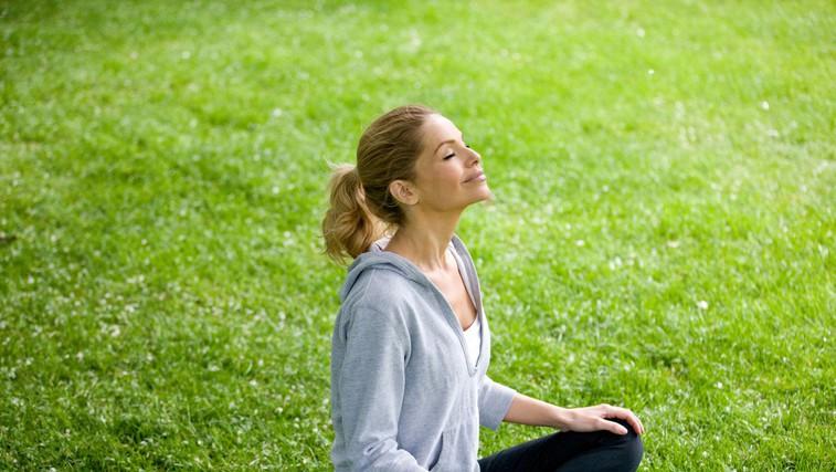 Kako lahko z dihanjem pomagamo svojemu zdravju? (foto: profimedia)