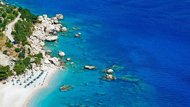 Grčija, Karpatos, plaža Apella (foto: Profimedia)