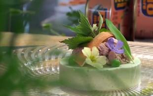 Video: Slasten zelenjavni parfe s tuno