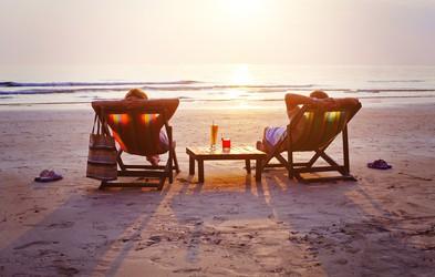 Kako lahko poležavanje na plaži pripomore pri izgubi odvečnih kilogramov?