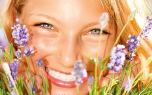 Kako obraz in telo negujejo zelišča