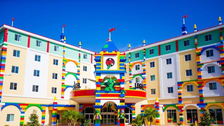 Legoland: Stopite v neverjetni svet lego kock (foto: profimedia)