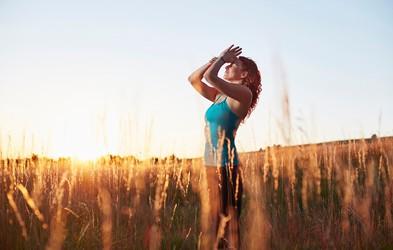 Vaje, ki vam bodo pomagale razumeti telo in njegovo usmeritev