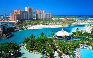 Foto: Bahami, kjer se vam bo od sanjskih plaž zaustavil dih