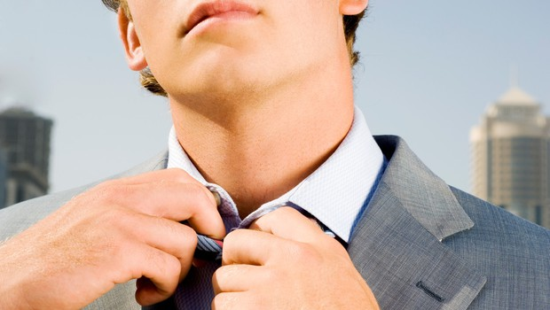 Kako tesno nosite kravato? (foto: Profimedia)