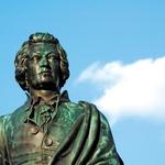 Wolfgang Amadeus Mozart je napisal 41 simfonij, mnogo koncertov za posamezne instrumente, opere, med katerimi so Beg iz Seraja, Figarova svatba, Don Giovanni, Čarobna piščal … in precej cerkvene glasbe. (foto: arhiv)