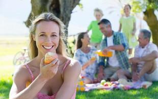 Lahka poletna prehrana