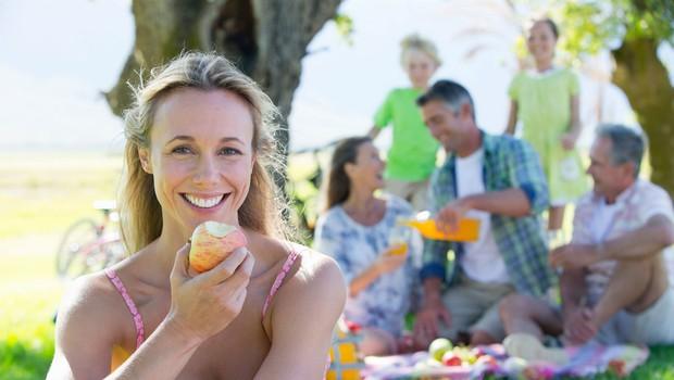 Lahka poletna prehrana (foto: profimedia)