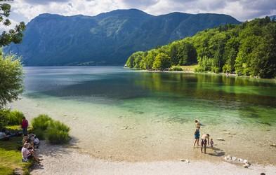 Naravna kopališča v Sloveniji - osvežitev za konec tedna