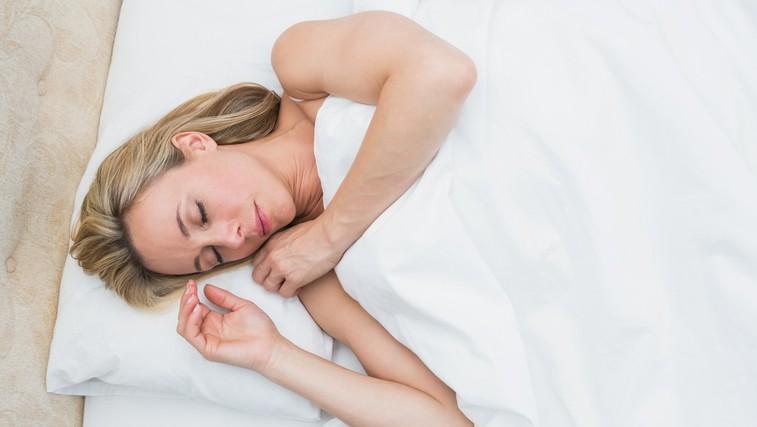 Motnje spanja - posledica zastoja energije (foto: profimedia)