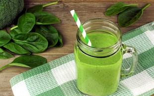 Zeleni ali sadni smuti - kaj je bolj zdravo?