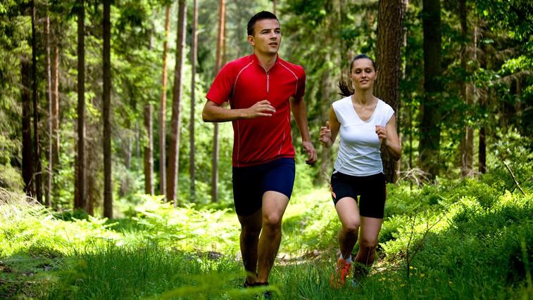 Kako dihati med tekom (foto: Shutterstock.com)
