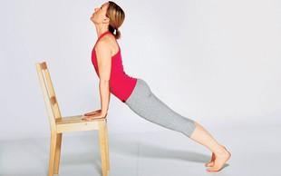 5 učinkovitih vaj za močno vezivno tkivo