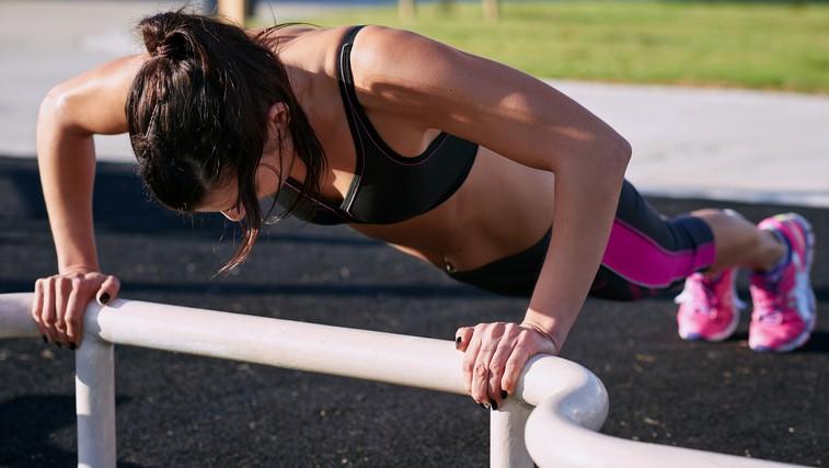 VIDEO: Top trening za kurjenje maščobe in ohranjanje kondicije (foto: Shutterstock.com)