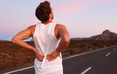 VIDEO: 4 odlične vaje za razbremenitev hrbtenice