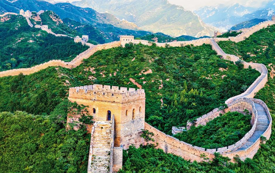 Slavni zidovi (foto: profimedia)