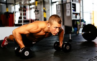 3 preprosti koraki za močno in vzdržljivo telo