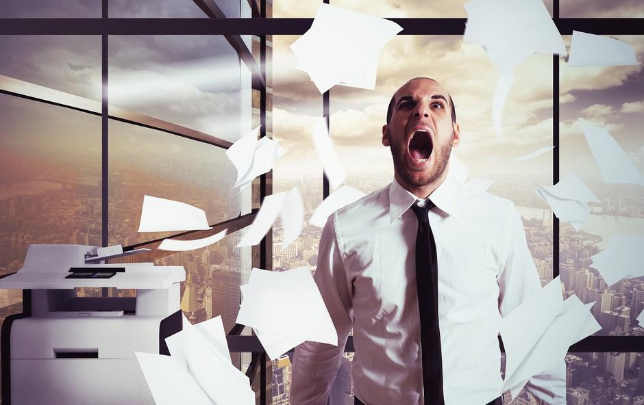 Jeza je zaviralec napredka (foto: Shutterstock.com)
