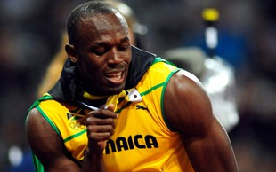 Video: Usain Bolt nas je znova zabaval s svojimi norostmi
