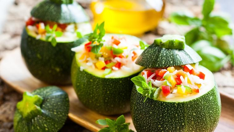 Polnjena zelenjava - pisana in slastna (foto: Shutterstock.com)