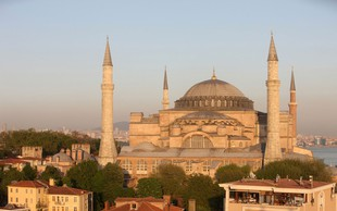 8 zanimivosti o Hagiji Sofiji - simbolu Istanbula