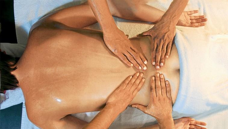 Za vsako tegobo se najde masaža. Katera vam ustreza? (foto: fotolia)