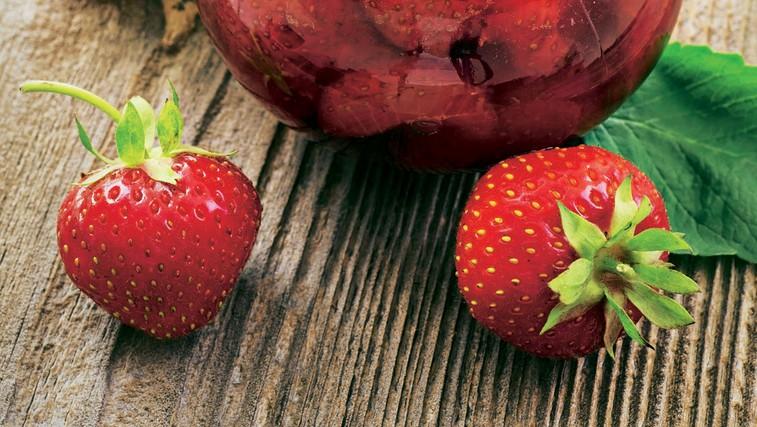 Odličen in preprost recept za jagodno marmelado (foto: fotolia)
