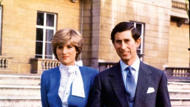 Ljubezenska zgodba: Princesa Diana in princ Charles (foto: profimedia)