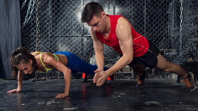 VIDEO: Odličen 10-minutni trening za hitro kurjenje kalorij (foto: Shutterstock.com)