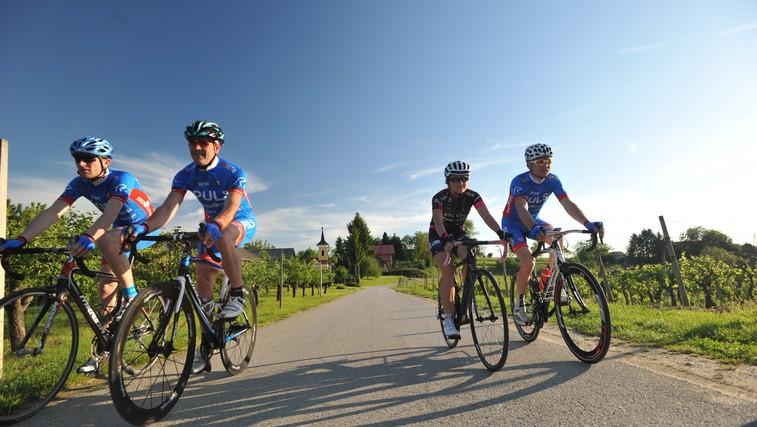 Medžimurske kolesarske poti (foto: LifeClass Terme Sveti Martin)