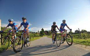 Kolesarski praznik Weekend Bike Festival 2015 v LifeClass Termah Sveti Martin