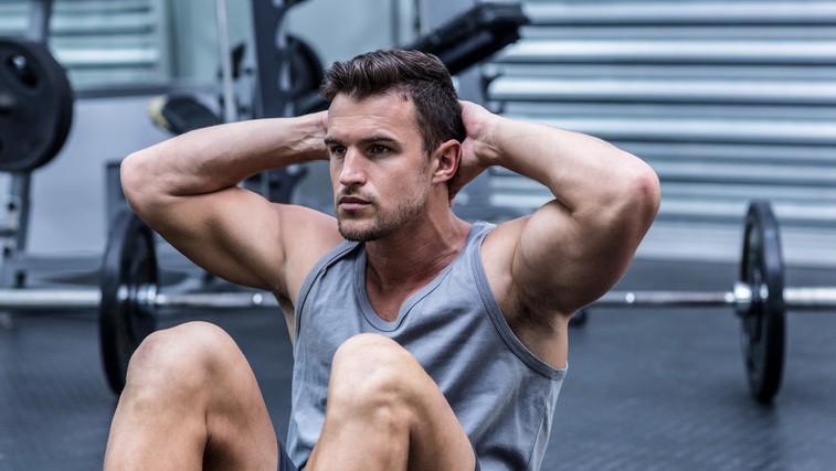 Največja napaka, ki jo delate pri vajah za trebušne mišice (foto: Profimedia)