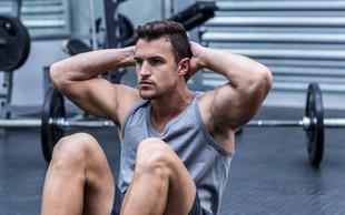 Največja napaka, ki jo delate pri vajah za trebušne mišice