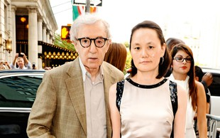Ljubezenska zgodba: Woody Allen in Soon-Yi Previn