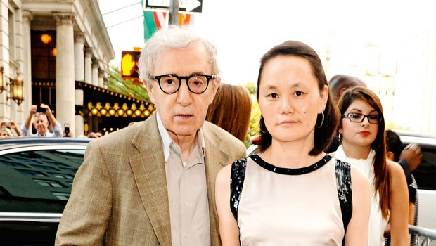 Ljubezenska zgodba: Woody Allen in Soon-Yi Previn (foto: profimedia)