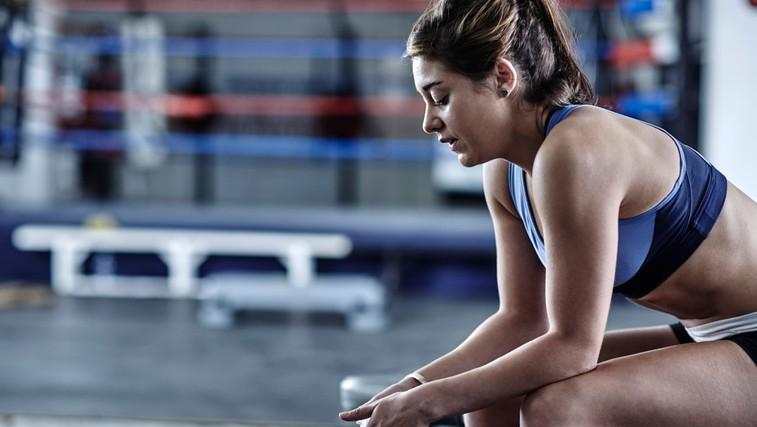 Koliko dni počitka dejansko potrebujete med posameznimi treningi (foto: Profimedia)