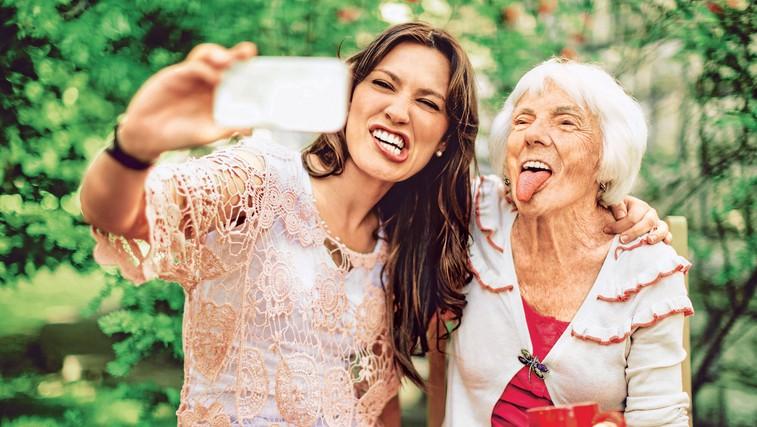 Ostanite v dobri kondiciji in srečni še dolgo v starost (foto: Getty images)