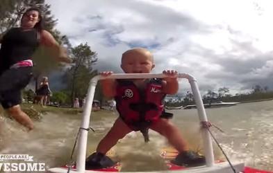 VIDEO: Ti otroci zagotovo ne odraščajo pred televizijo!
