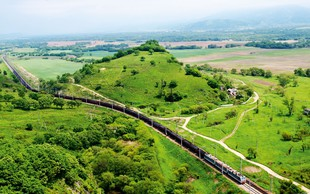 Transsibirska železnica - najdaljša železniška proga na svetu