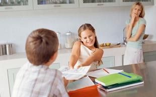 Ali lahko prekomerna skrb za šolske obveznosti vpliva na zdravje?