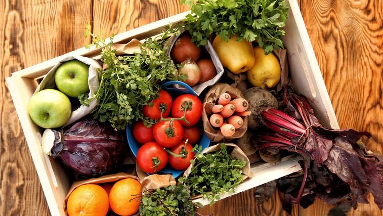 3 pomembna hranila, ki jih ne moremo zaužiti iz živil živalskega izvora (foto: Shutterstock.com)