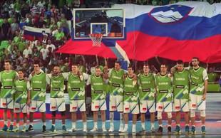 Nova navijaška himna slovenske košarke